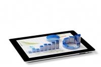 Auswertung von Statistik auf Tablet PC
