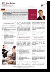 Zertifizierte Trainerqualifikation für technische Trainer