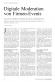 Digitale Moderation von Firmen-Events | SwissIT-Magazine Ausgabe 01-02/2020