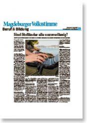 Magdeburger Volksstimme | August 2017