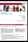 Projektbeispiel: Nachwuchsförderprogramm
