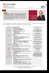 Projektbericht: Krisenmanagement