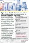 Flyer Workshop Agile Kompetenz für Personalentwickler